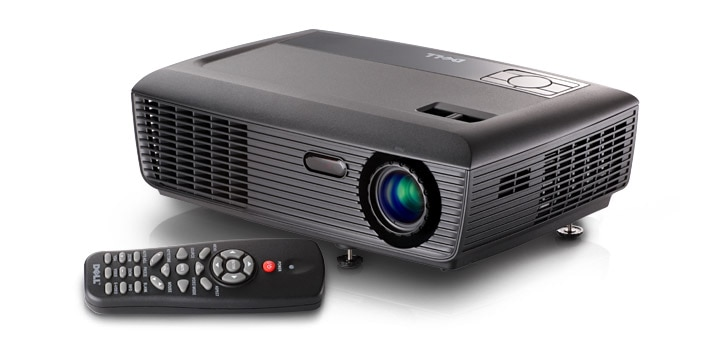 Dell 1210S Projector - Excellent Image Quality