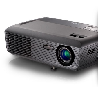 Dell 1410X Projector - Vivid, High-Contrast Displays