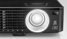 Dell Projector 1420x: Enjoy extended lamp life