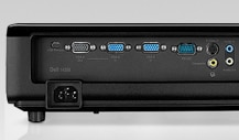 Dell Projector 1420x: Get multiple connectivity options