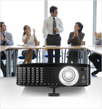 Projecteur Dell 1430x: Éclairez votre public