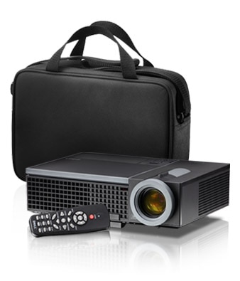 Dell 1610HD Projector - Images Leap From the Screen