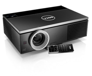 Dell 7700 FullHD Projector: Keep it simple