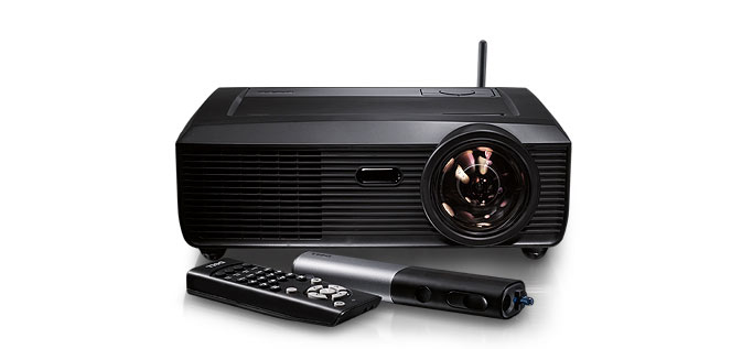 Dell S300WI Short Throw Projector