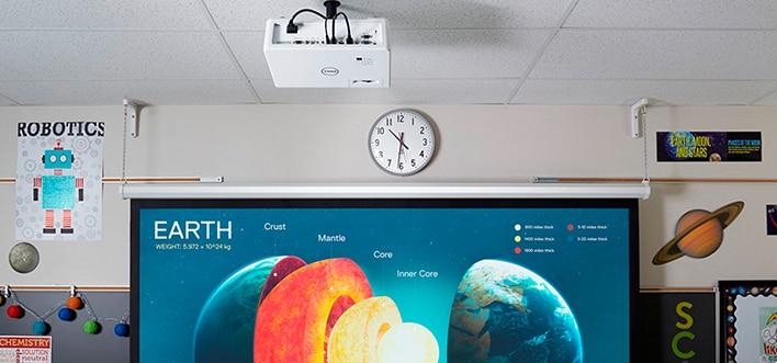 Proyector Dell S518WL: Configurado para la simplicidad