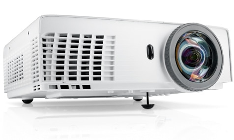 Dell Projector S320 - Make a big impact in large and small spaces