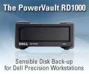 Sensible Backup for Dell Precision Workstations