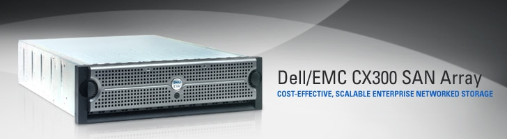 9933bc1082 Dell EMC CX300 Disk Storage Array Product Details