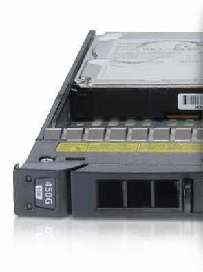 Dell Compellent Storage Center: Disk drives