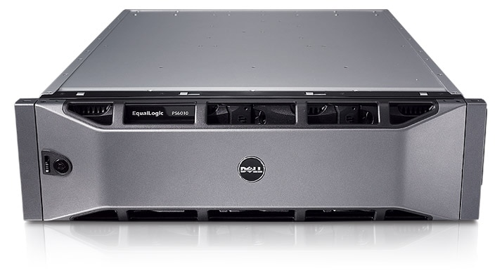 Dell EqualLogic PS6010XVS iSCSI Array