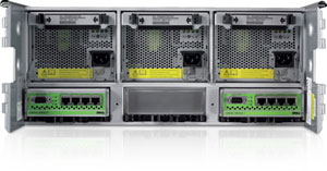 Dell EqualLogic PS6000 Series Arrays: Modular design with enterprise reliability