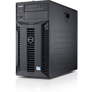 PowerVault NX200 Tower Network Attached Storage (NAS): The performance and protection your business deserves