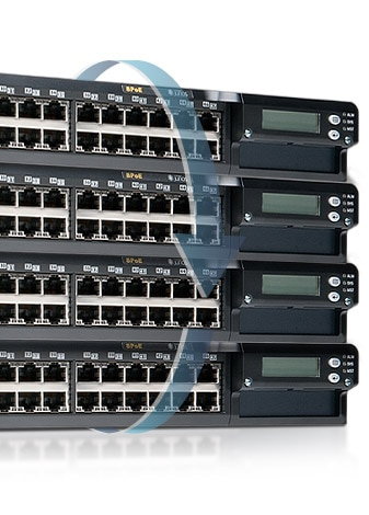 PowerConnect J-EX4200-48T: Virtual Chassis technology