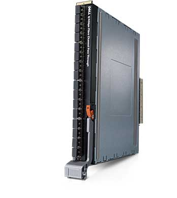 Dell 8/4 Gbps FC Pass-Through Module - Highlights