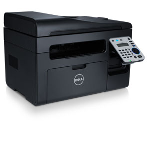 Dell B1165nfw Mono Laser Multifunction Printer