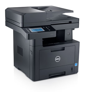 Dell B2375dnf Mono Multifunction Printer