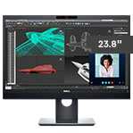 Dell 24 Monitor for Video Conferencing | P2418HZ