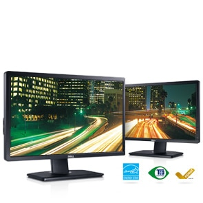 Dell Professional P2312H 23 inch Monitor with LED