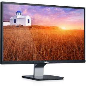 S2340L 23'' LED Monitor with Ultrawide Angle & Borderless Screen