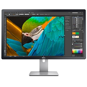Dell UltraSharp 32 Ultra HD 4K Monitor with PremierColour | UP3216Q
