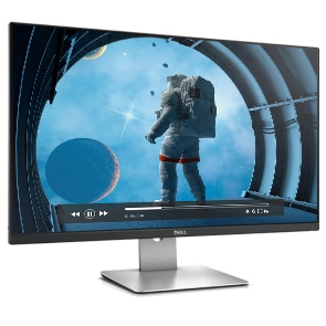 Dell Refurbished 27 inch Monitor Wide Flat - S2715H