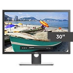 Dell UltraSharp 30 모니터(PremierColor 지원) | UP3017