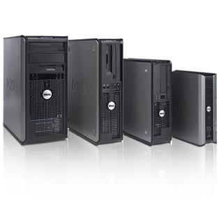Dell OptiPlex 桌上型電腦