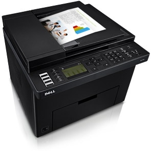 Dell 1355cn Multifunction Color LED Printer