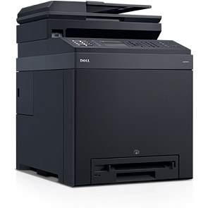 Dell 2155cn Multifunction Color Laser Printer
