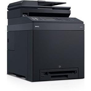 Многофункциональный цветной лазерный принтер Dell 2155cn