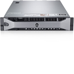 Dell PowerEdge R820 Rack Server