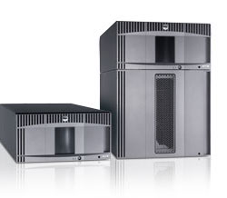 PowerVault ML6000 series provides scalability, offering 14TB to 161TB of storage capacity.