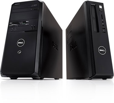Dell Vostro 230 Mini Tower desktop - Vostro Built for Small Business