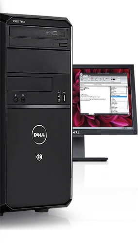 Dell Vostro 230 Mini Tower desktop - Affordable Solution for Smaller Offices