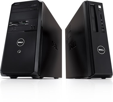 Dell Vostro 230s Slim Tower desktop - Vostro Built for Small Business