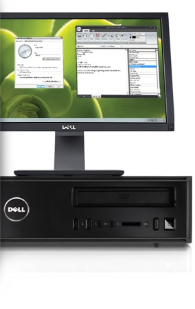 Dell Vostro 230s Slim Tower desktop - Affordable Solution for Smaller Offices