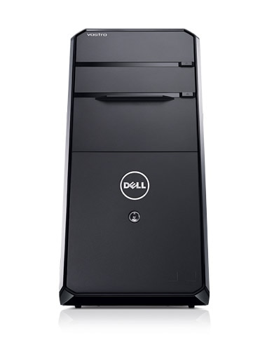 Dell Vostro 460 Mini Tower Desktop - Expand on your own terms