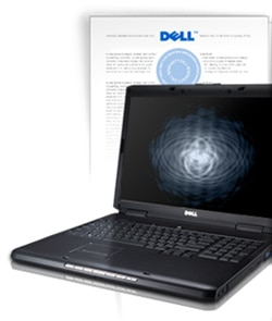 Service for Dell Vostro bærbare PC-er