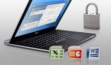 Proven Data Protection from Dell - Dell Vostro 3700 Laptop