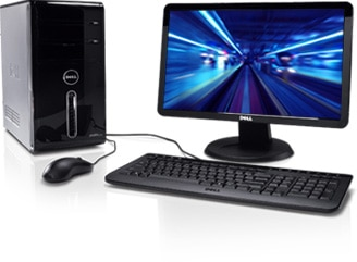 Dell Studio XPS-desktop