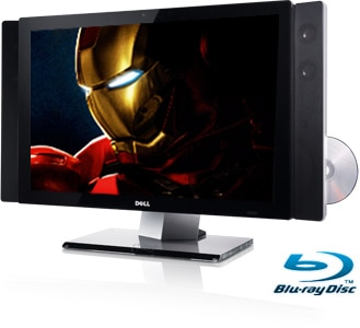 Dell XPS One with Blu-Ray Disc™