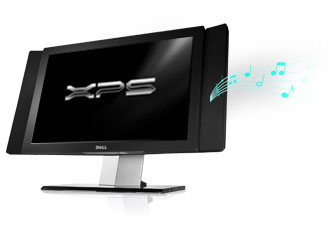 XPS One Desktop PC Sonic Sensation