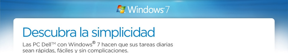 Windows 7 - Descubra las diferencias