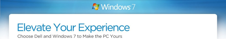 Windows 7 - Elevate Your Experience