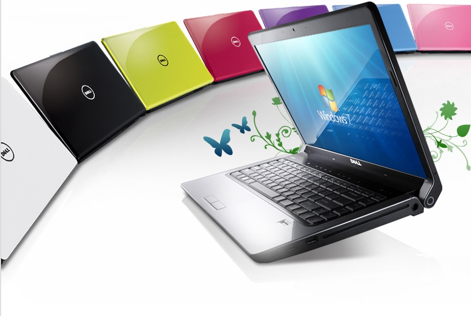 PC Dell y Windows 7 - Personalización vívida
