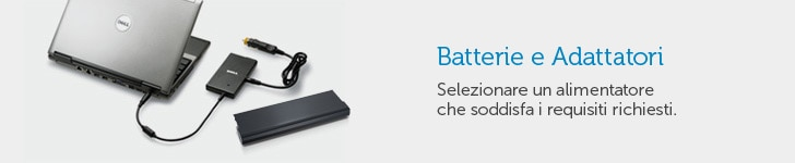 Batterie per laptop Dell