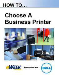 How To Choose a Business Printer