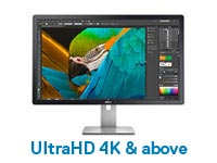 UltraHD 4K & above