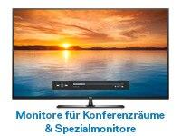 Monitore für Konferenzräume & Spezialmonitore