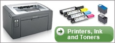 Printers, Ink and Toners